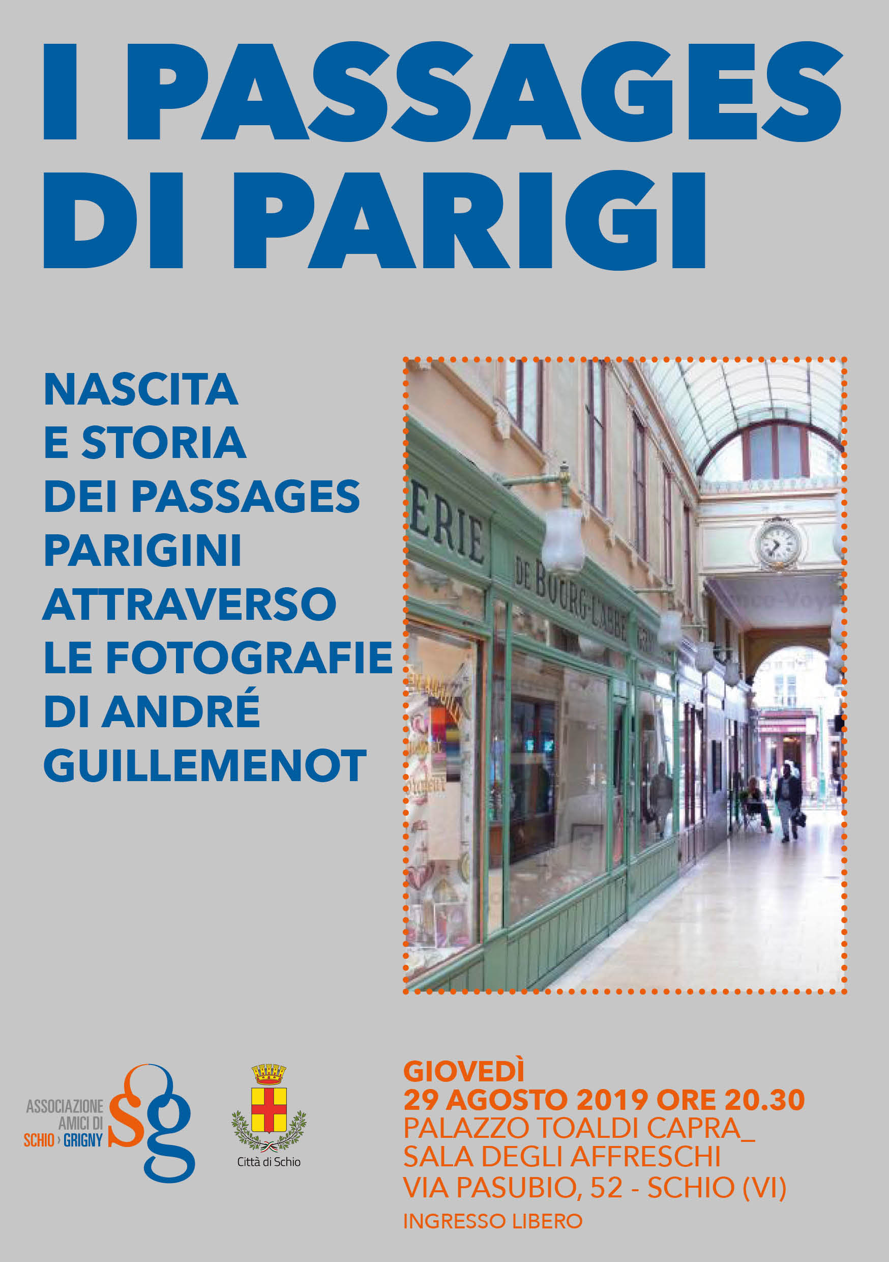 I passages di Parigi